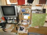 マンションでの孤独死現場整理作業の画像